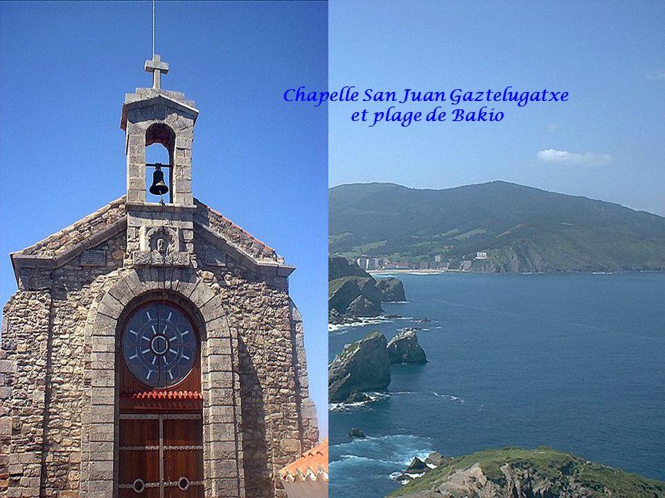 Chapelle San Juan Gaztelugatxe