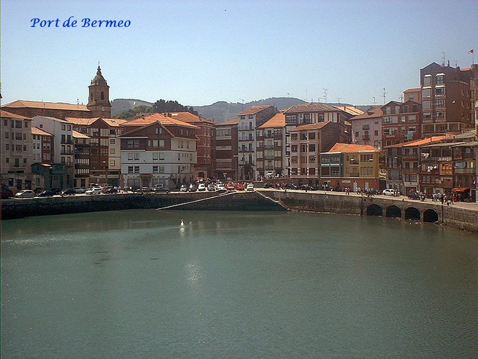 Port de Bermeo