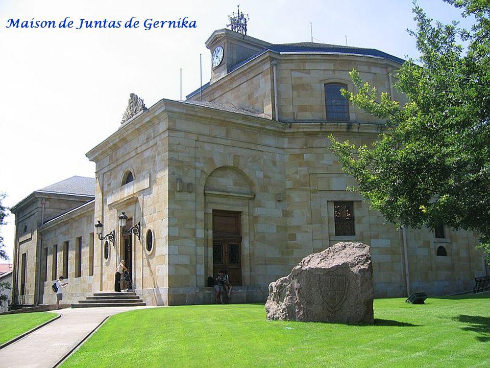 Maison de Juntas de Gernika