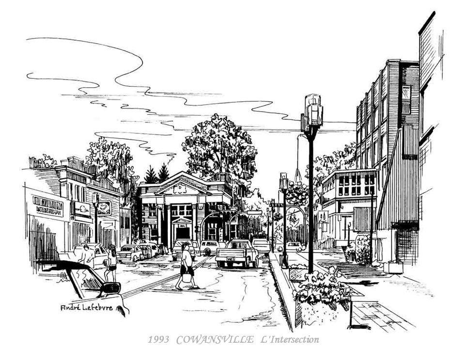 1993 COWANSVILLE L Intersection