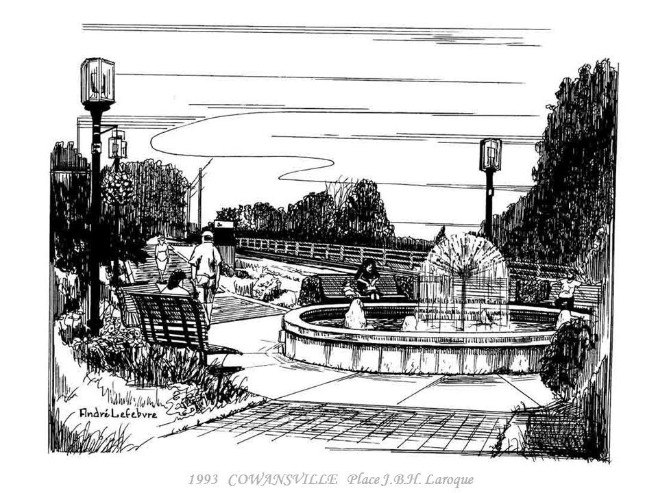 1993 COWANSVILLE Place J.B.H. Laroque