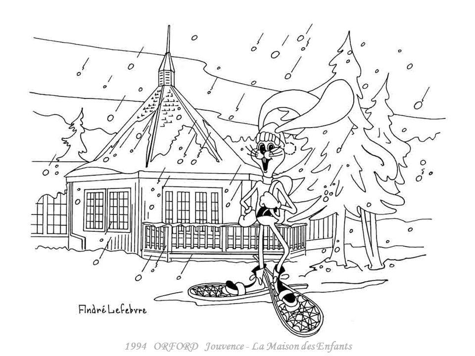 1994 ORFORD Jouvence - La Maison des Enfants