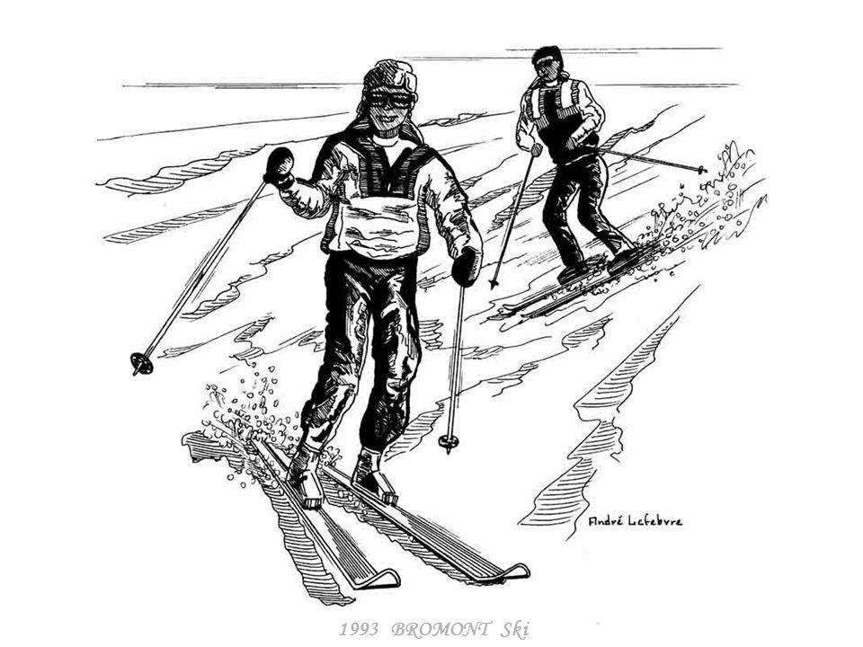 1993 BROMONT Ski