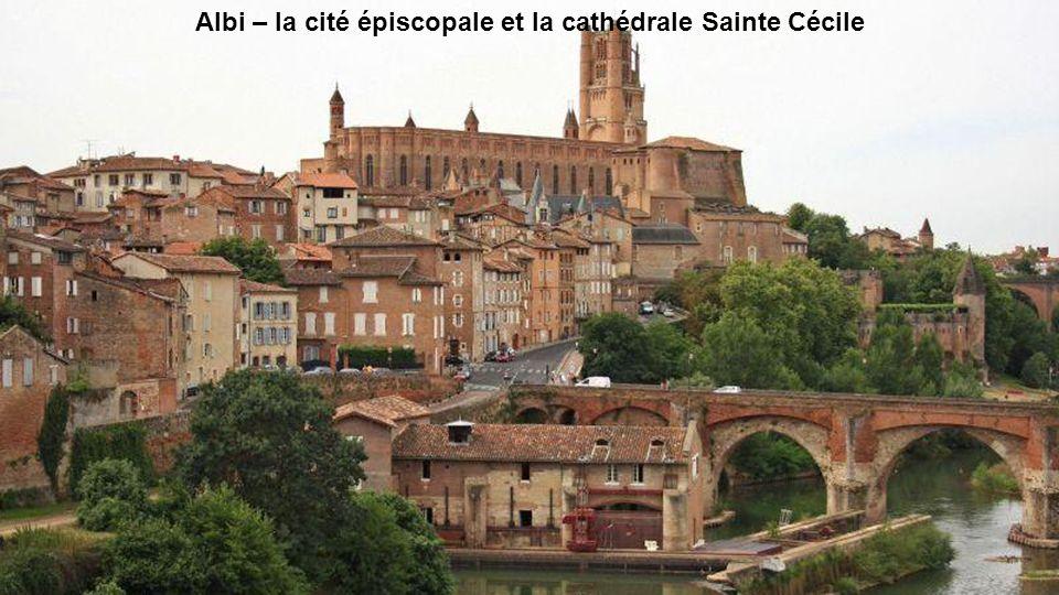 Albi – la cité épiscopale et la cathédrale Sainte Cécile