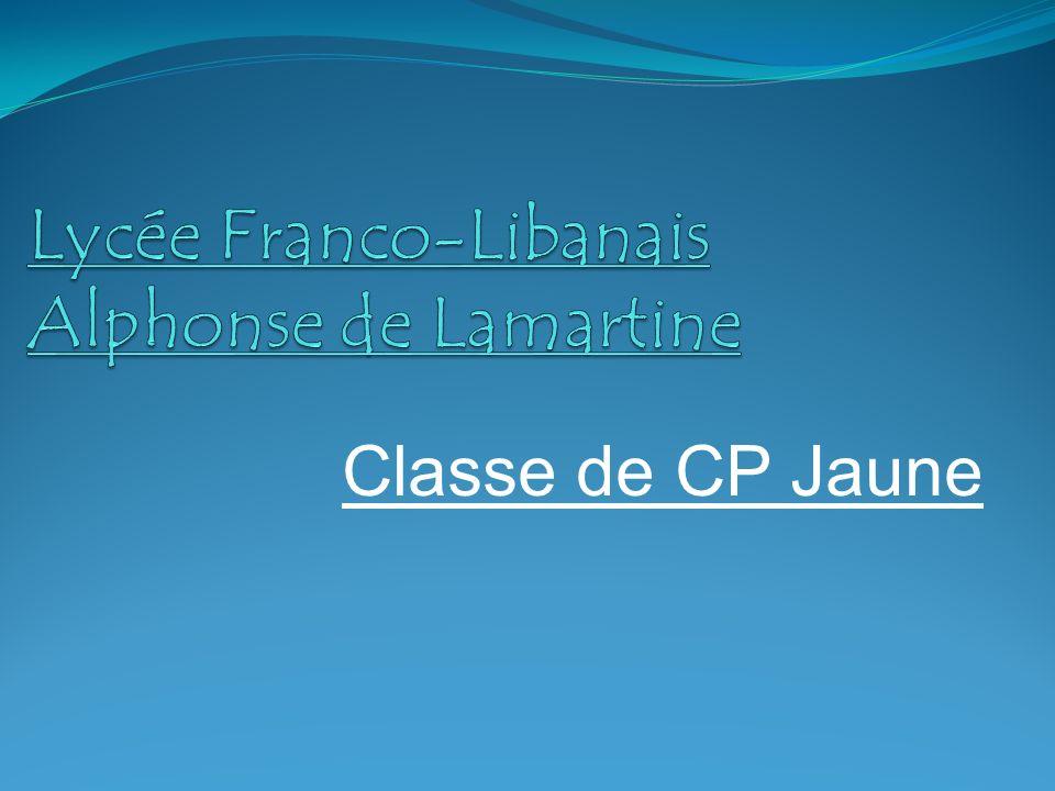 Lycée Franco-Libanais Alphonse de Lamartine