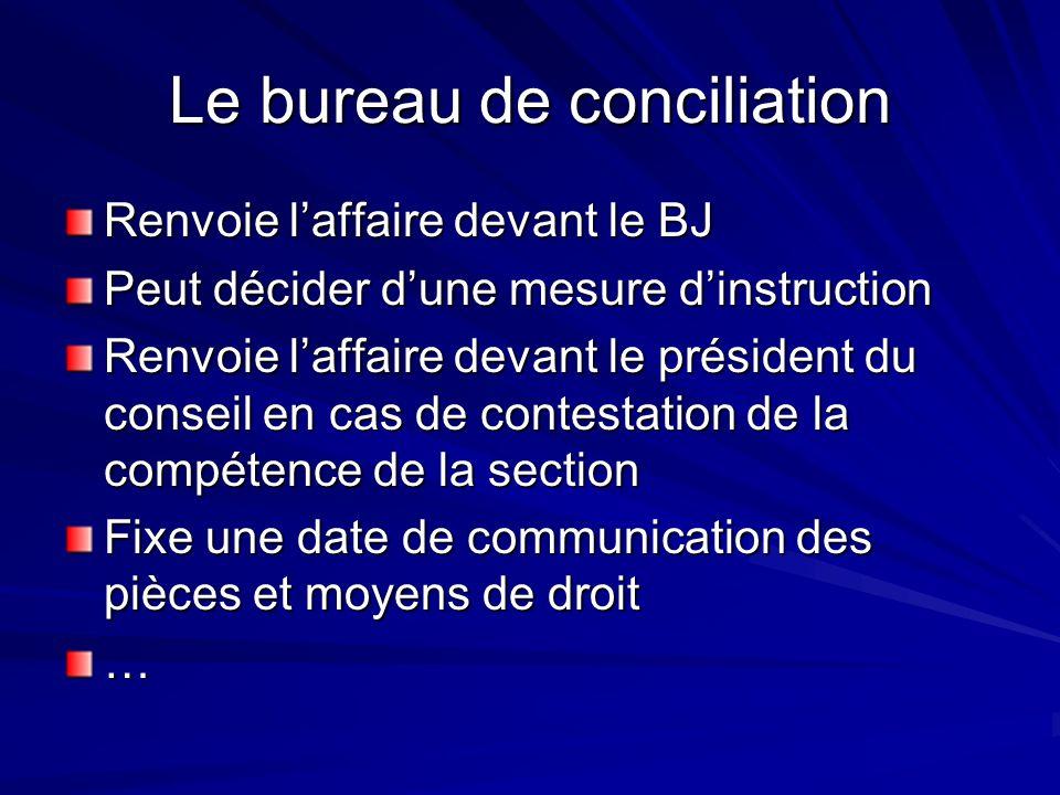 Conseils de prud hommes ppt video online t l charger - Bureau de conciliation prud hommes ...
