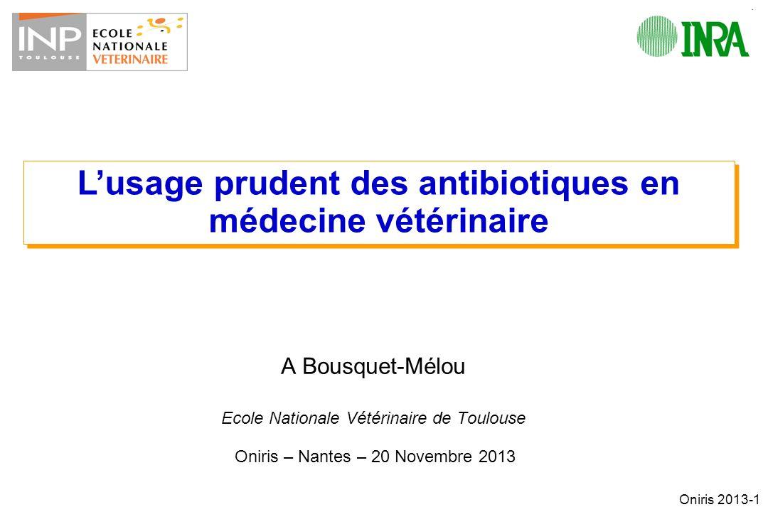 A Bousquet-Mélou Ecole Nationale Vétérinaire de Toulouse