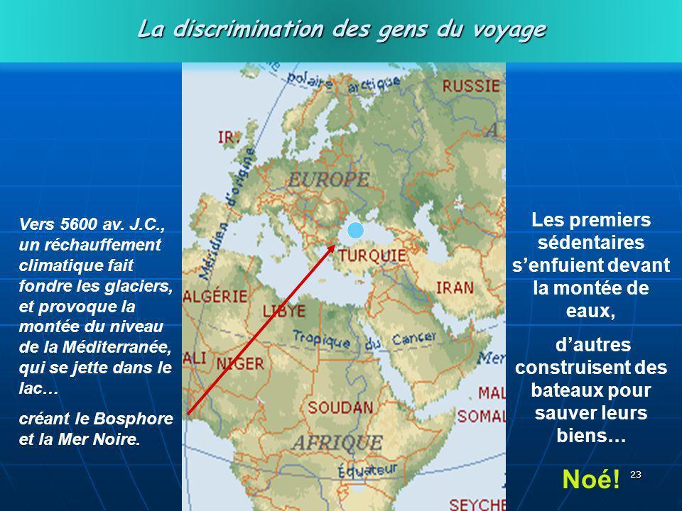 Noé! La discrimination des gens du voyage