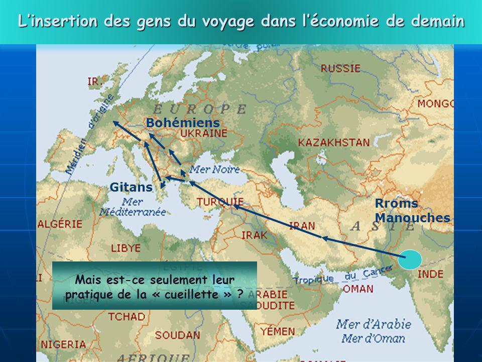 L'insertion des gens du voyage dans l'économie de demain