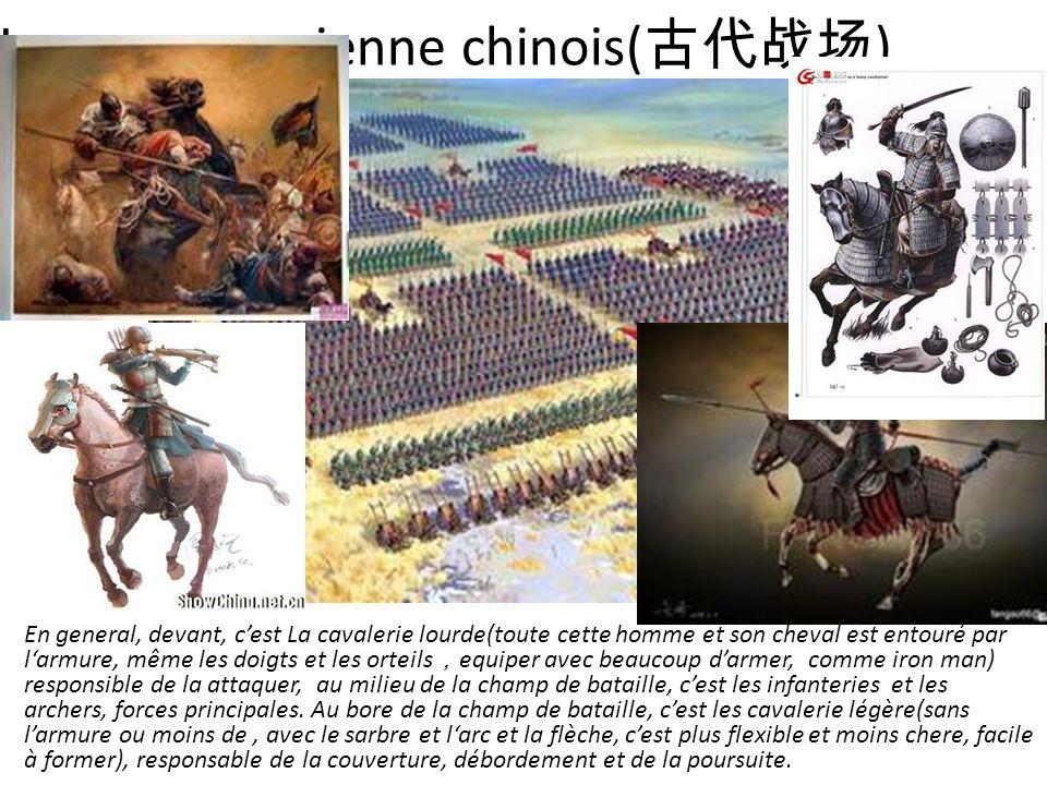 La guerre ancienne chinois(古代战场)