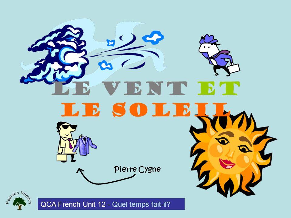 Le Vent et le Soleil Pierre Cygne