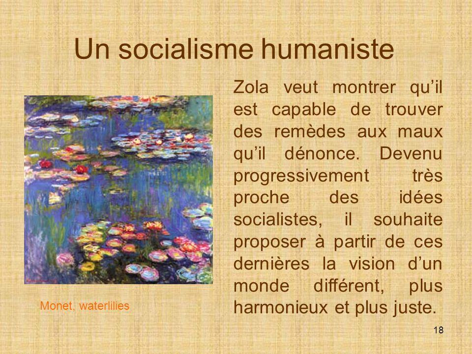 Un socialisme humaniste