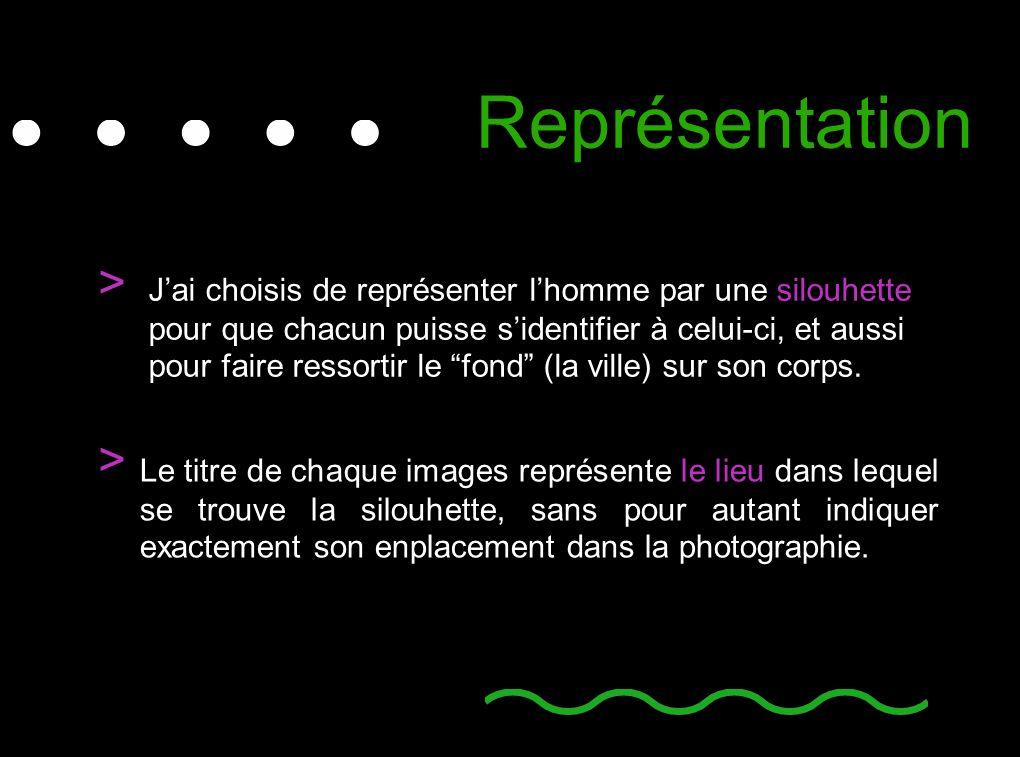 Représentation > >
