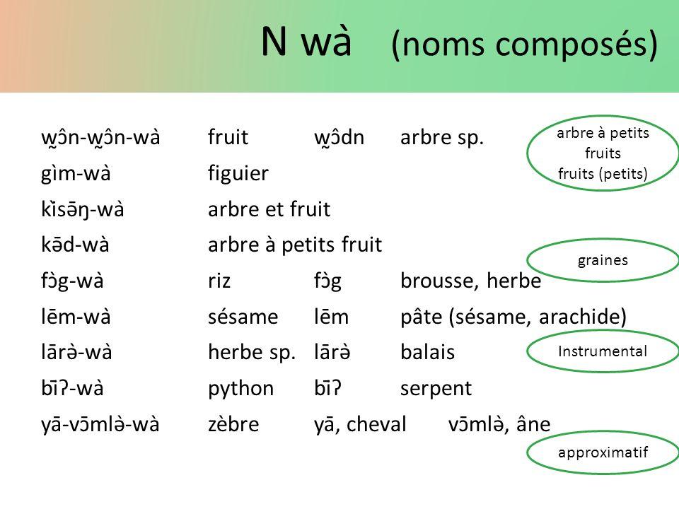arbre à petits fruits fruits (petits)