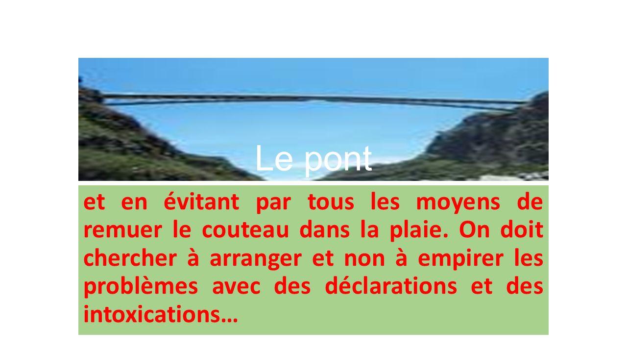 Le pont
