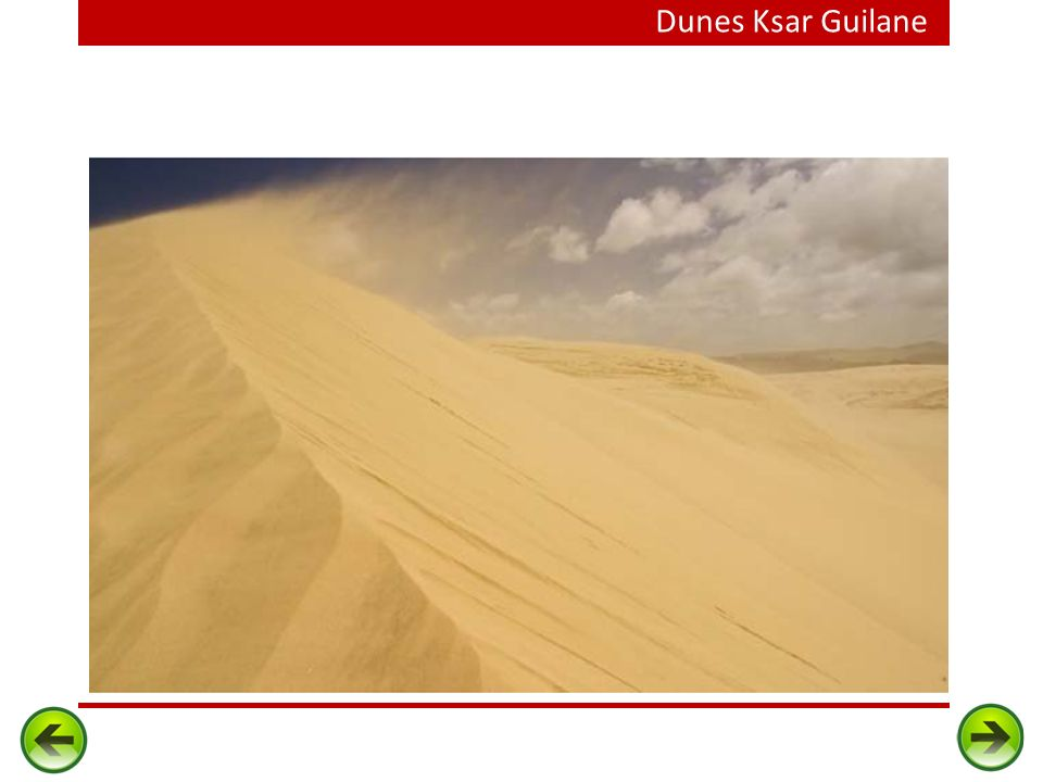 Dunes Ksar Guilane