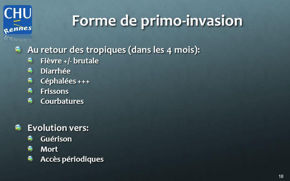 Forme de primo-invasion