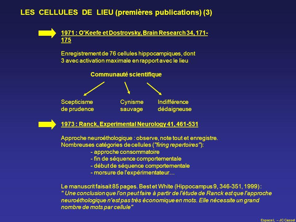 LES CELLULES DE LIEU (premières publications) (3)
