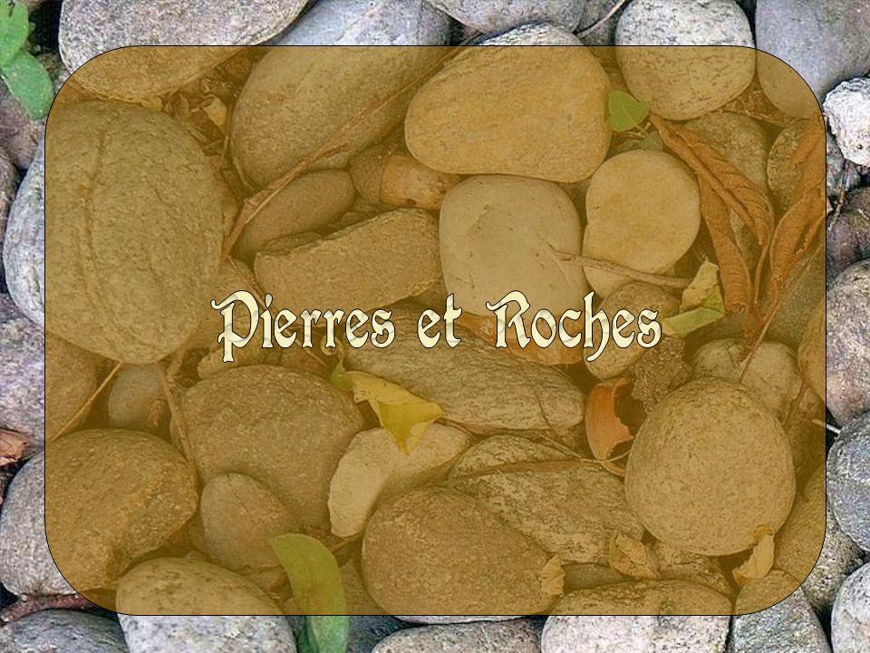 Pierres et Roches