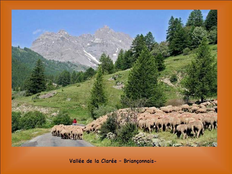 Vallée de la Clarée – Briançonnais-
