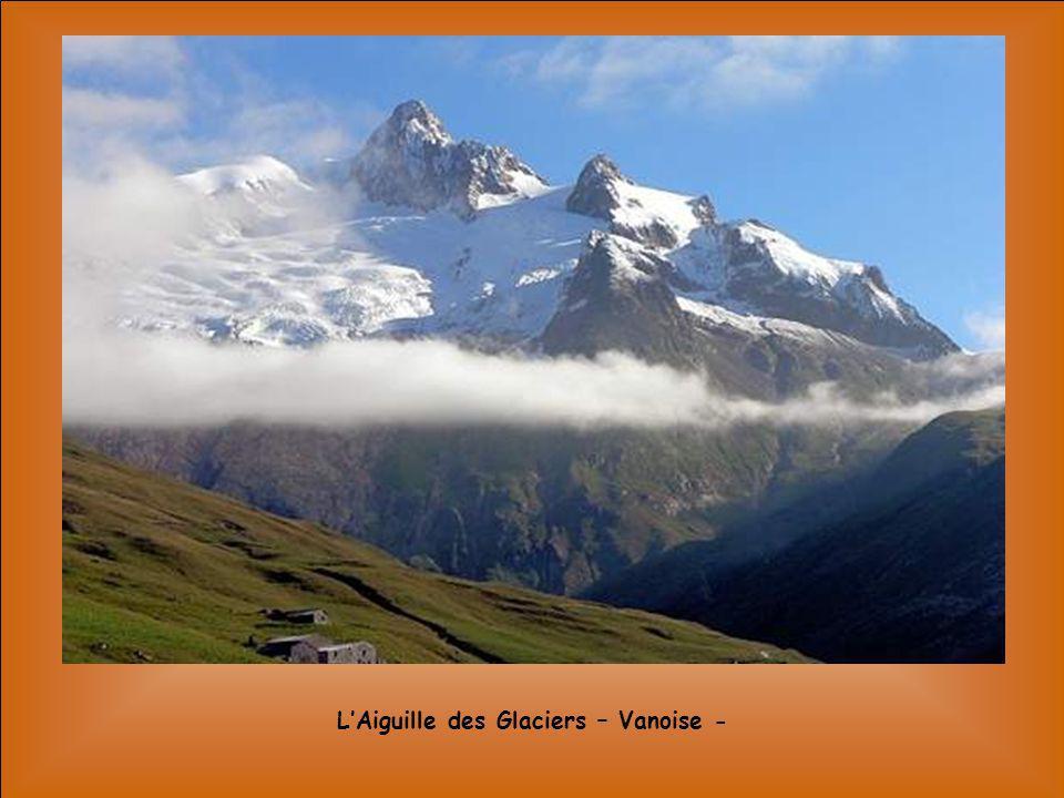 L'Aiguille des Glaciers – Vanoise -
