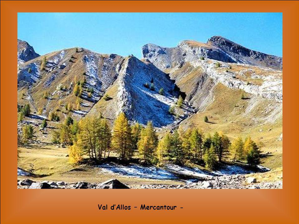 Val d'Allos – Mercantour -