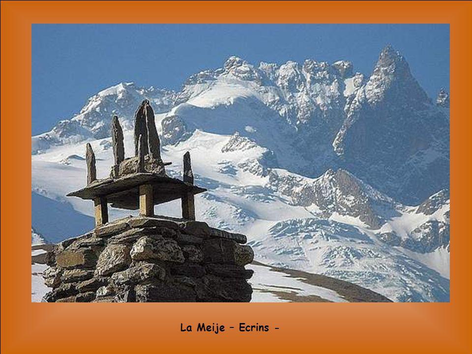 La Meije – Ecrins -