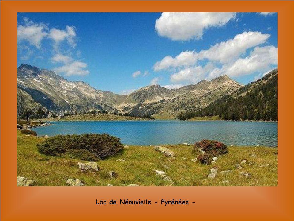 Lac de Néouvielle - Pyrénées -