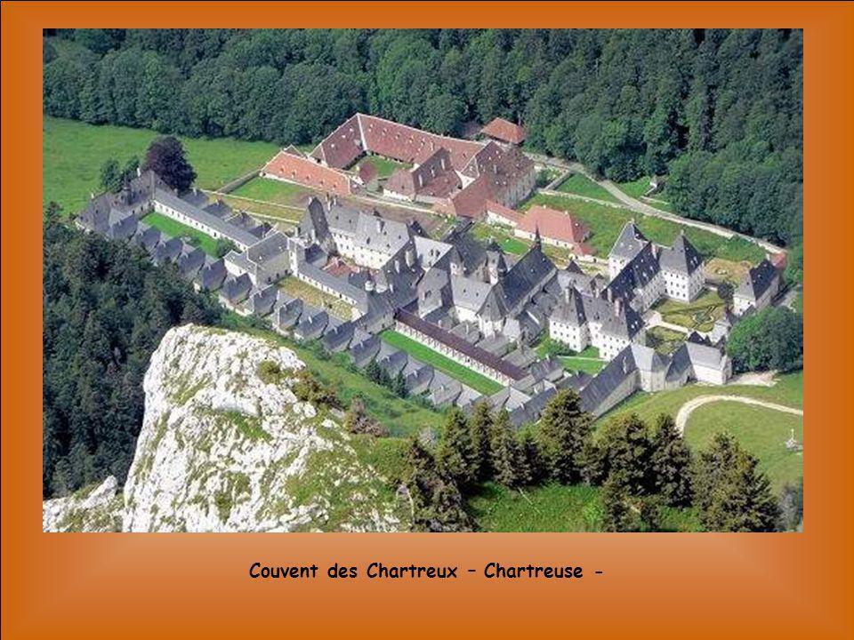 Couvent des Chartreux – Chartreuse -