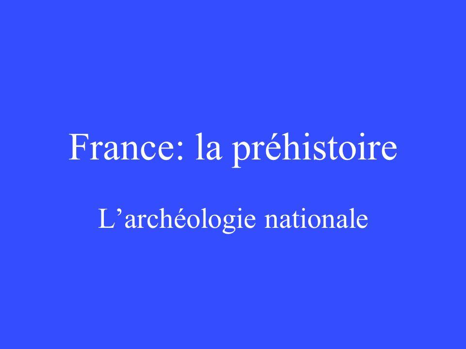France: la préhistoire