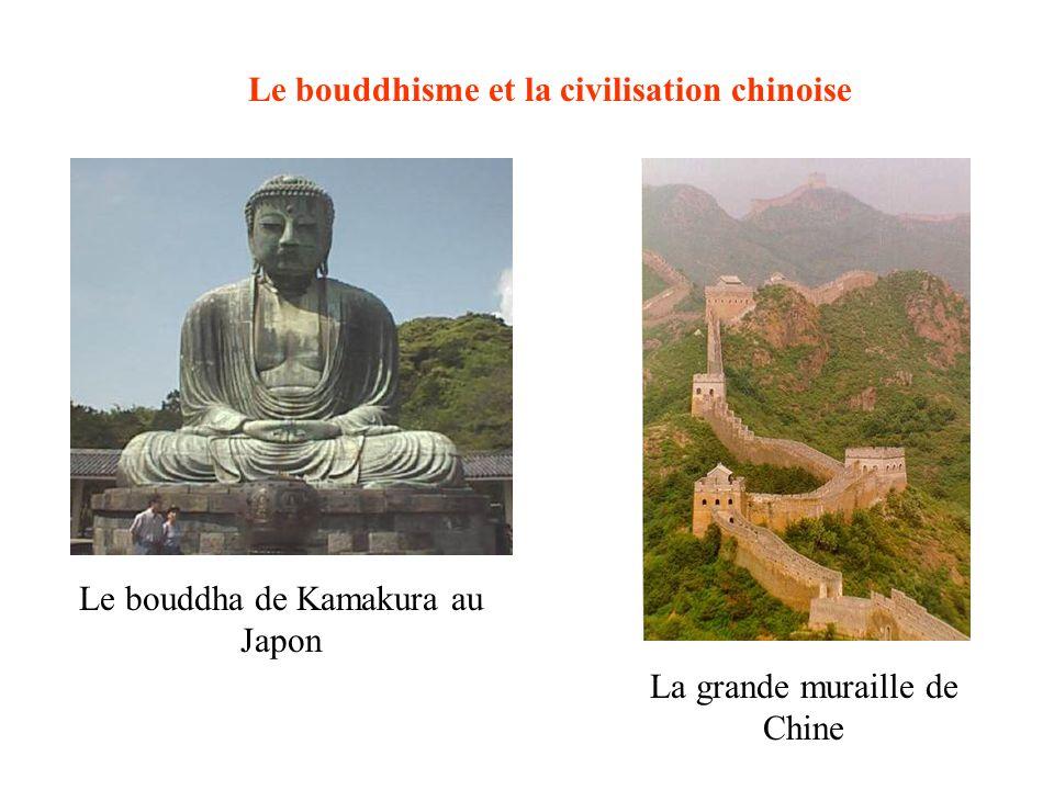 Le bouddhisme et la civilisation chinoise