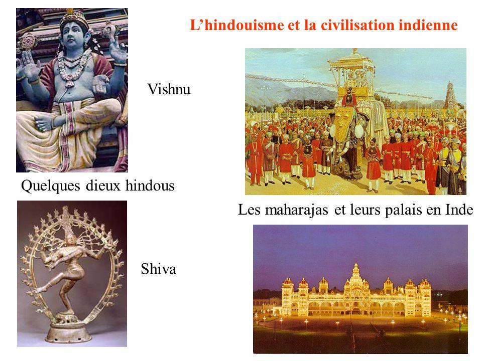 Les maharajas et leurs palais en Inde