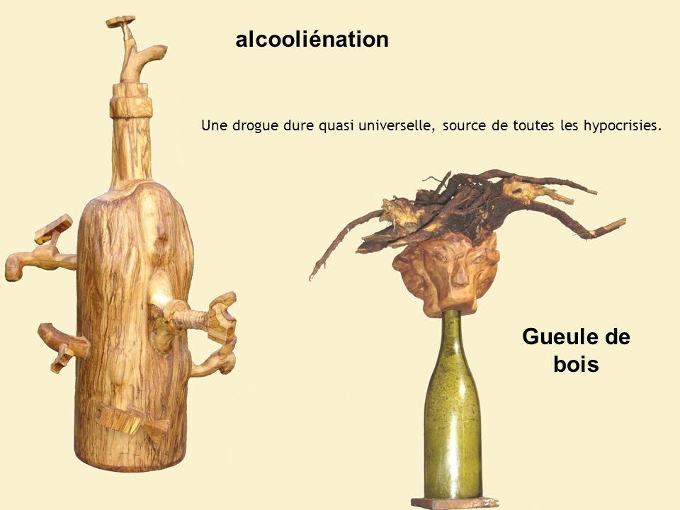 alcooliénation Gueule de bois