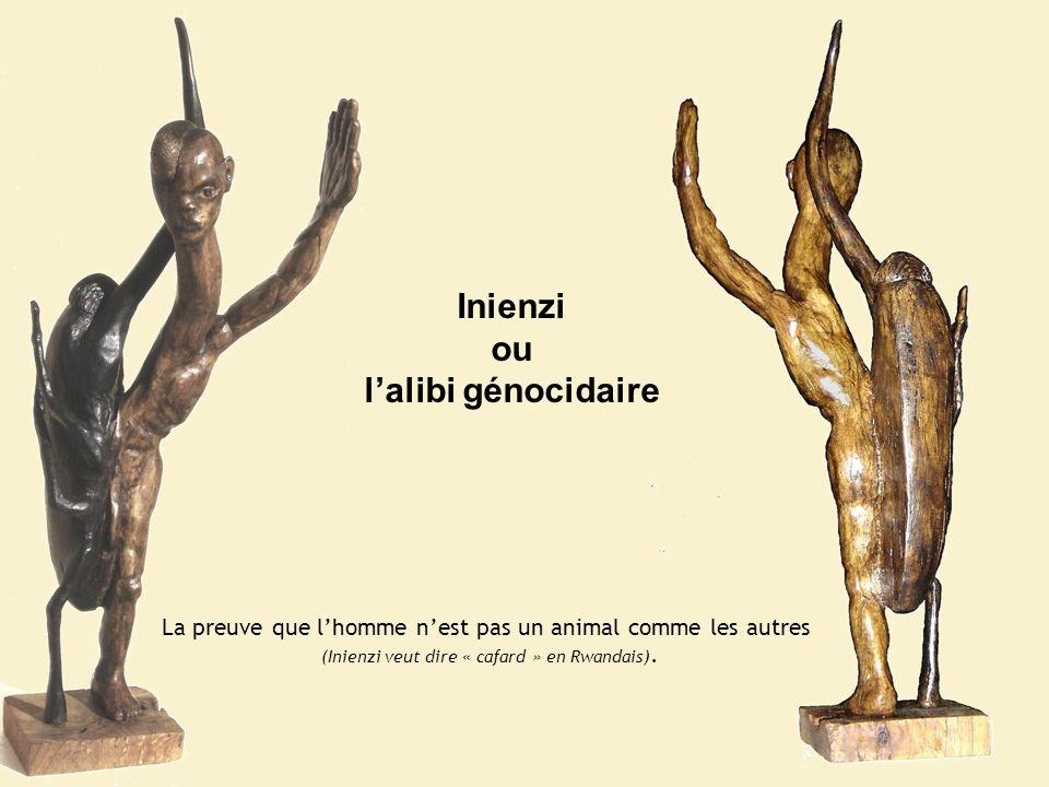 Inienzi ou l'alibi génocidaire