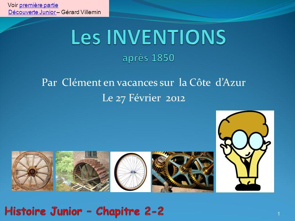Par Clément en vacances sur la Côte d'Azur Le 27 Février 2012