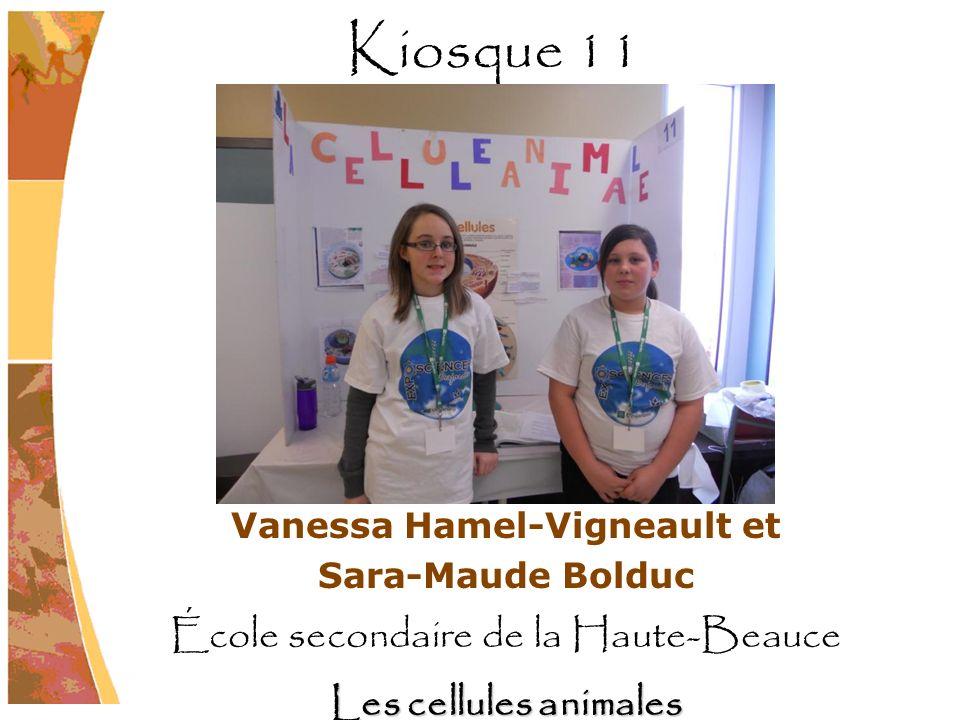 Vanessa Hamel-Vigneault et