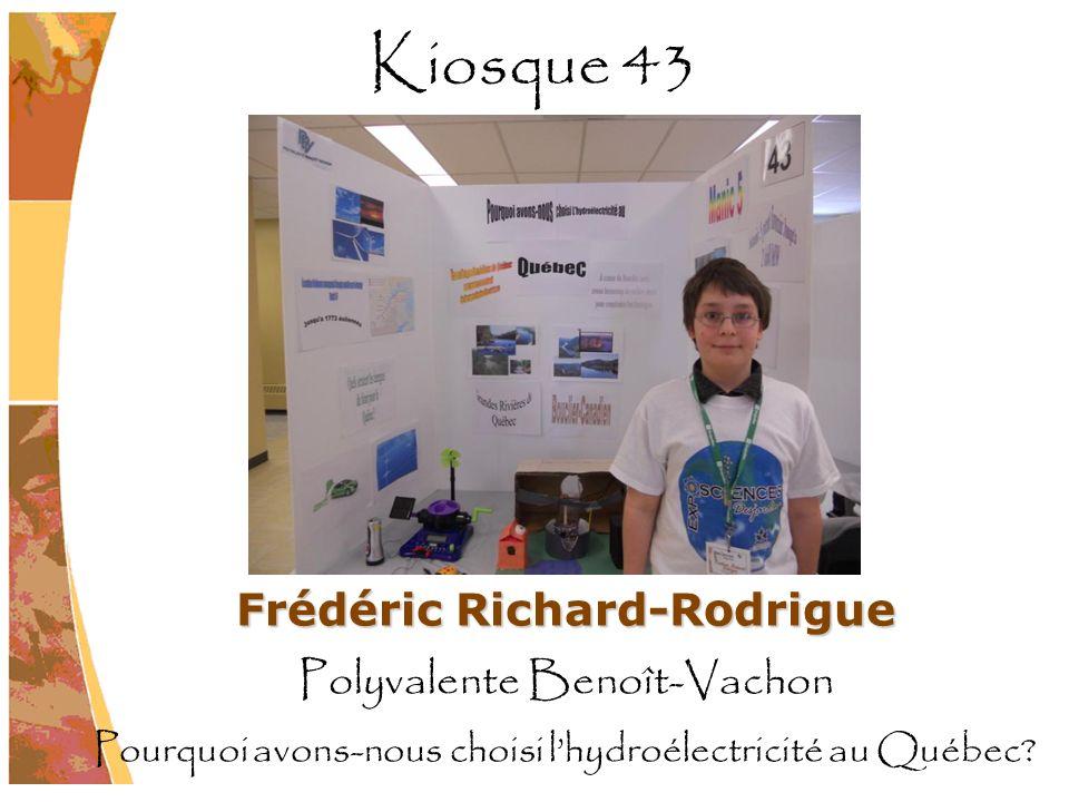 Frédéric Richard-Rodrigue