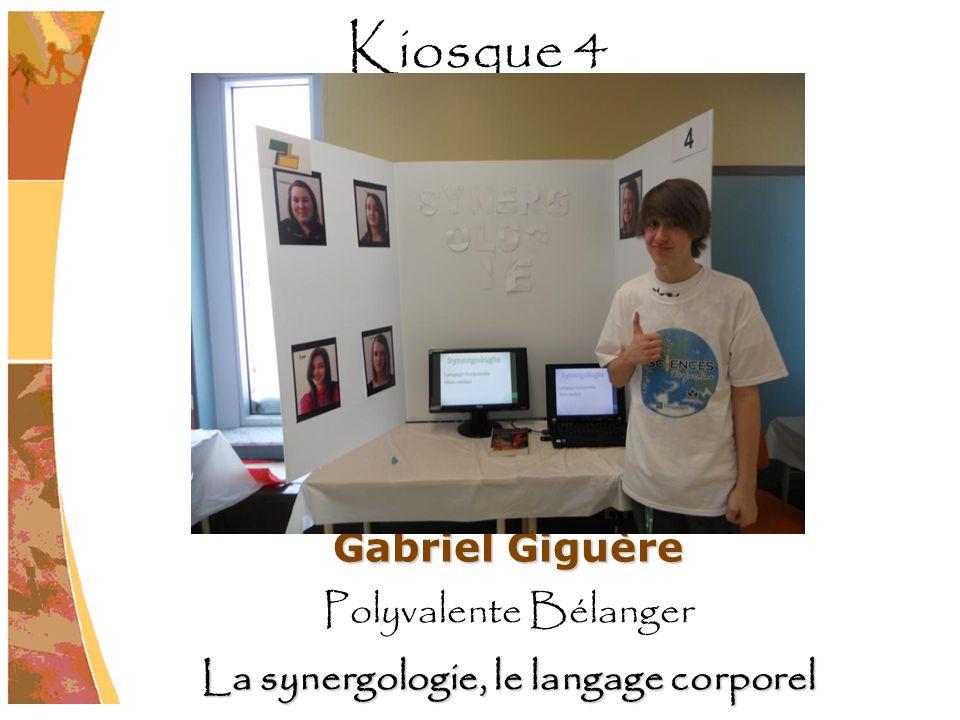 La synergologie, le langage corporel