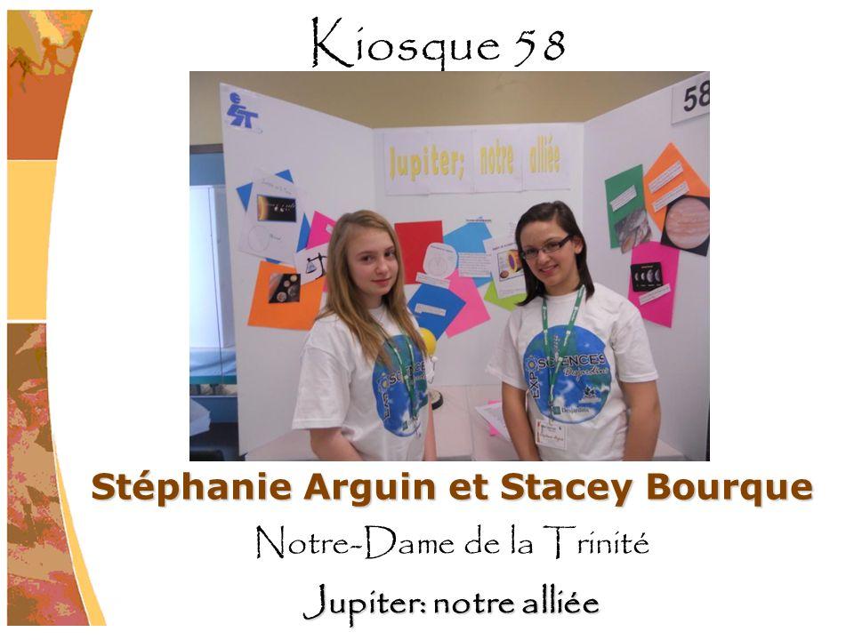 Stéphanie Arguin et Stacey Bourque