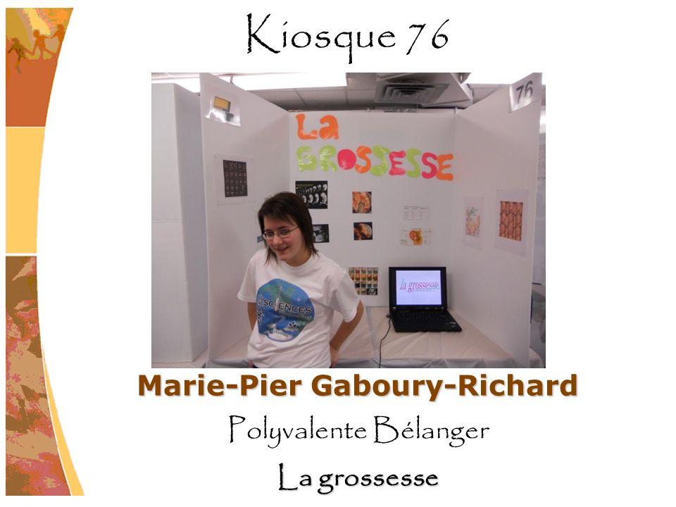 Marie-Pier Gaboury-Richard