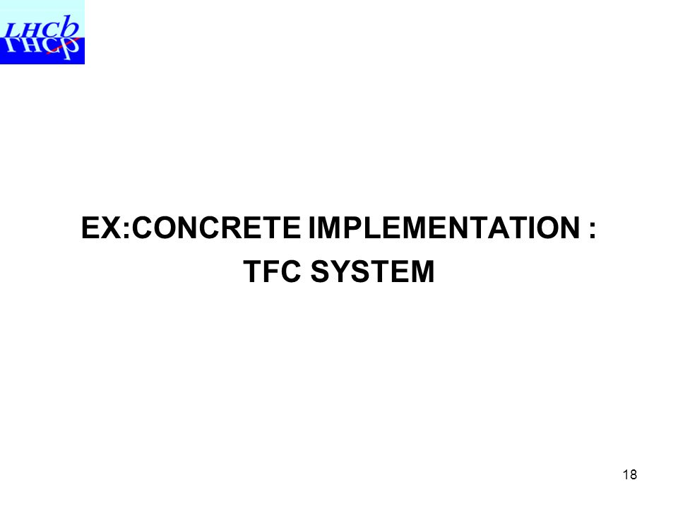 EX:CONCRETE IMPLEMENTATION :