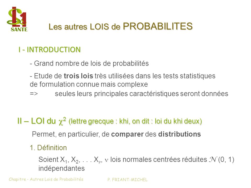 I - INTRODUCTION > II - LOI du x2 (1)