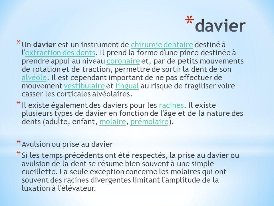 davier