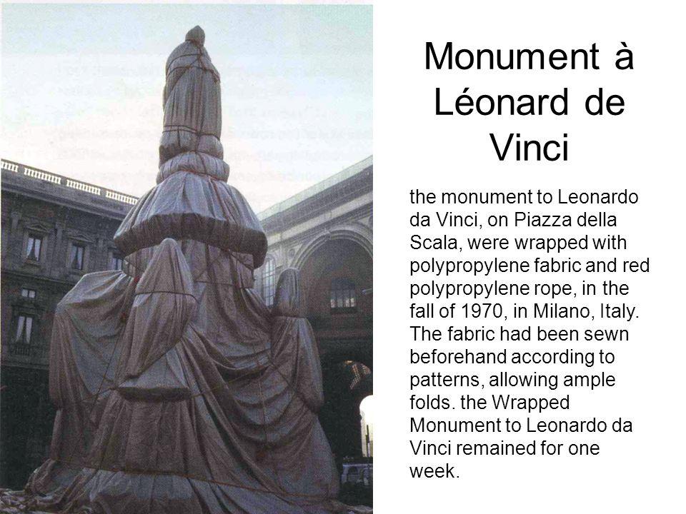 Monument à Léonard de Vinci