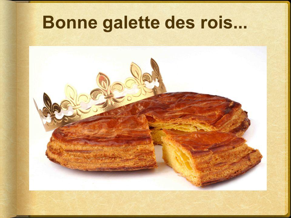 Bonne galette des rois...