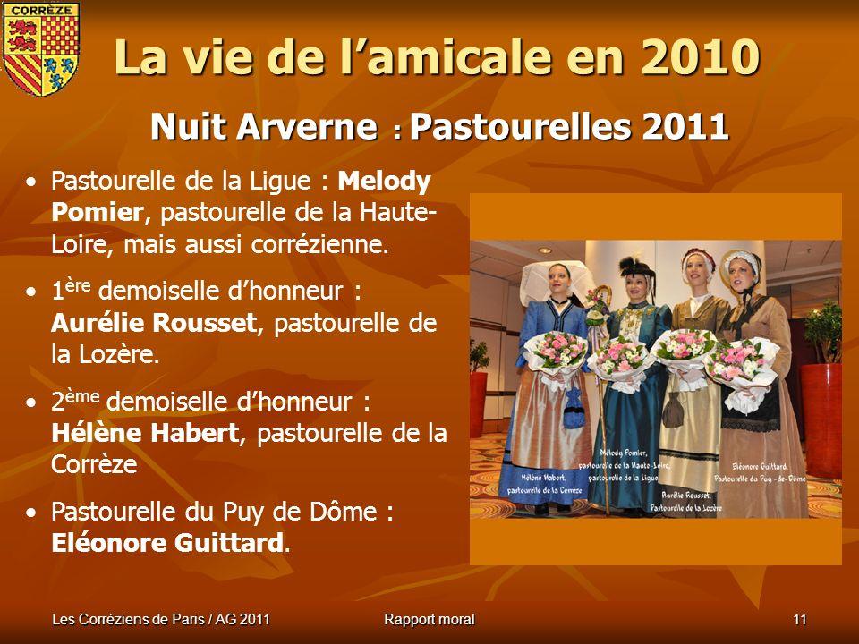 Nuit Arverne : Pastourelles 2011