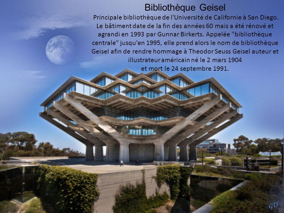 Bibliothèque Geisel