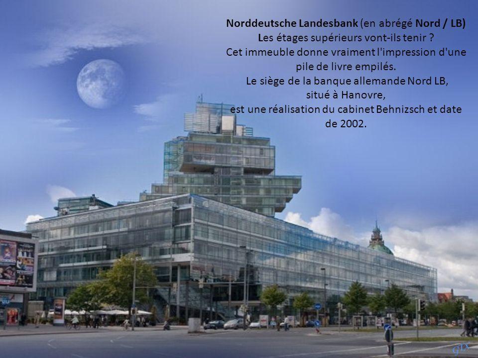 Norddeutsche Landesbank (en abrégé Nord / LB)