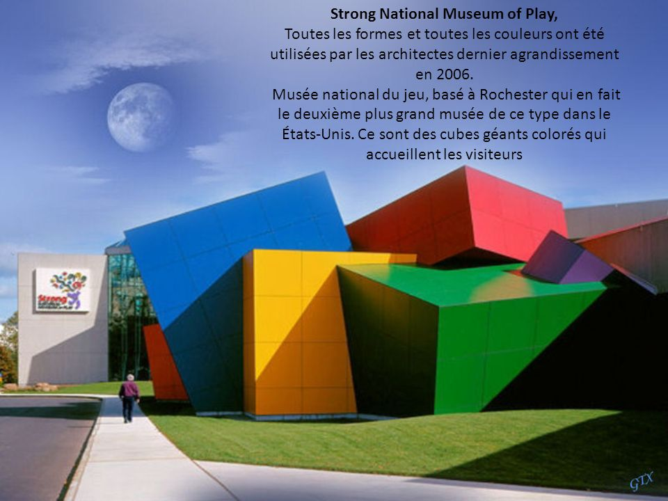 Strong National Museum of Play,