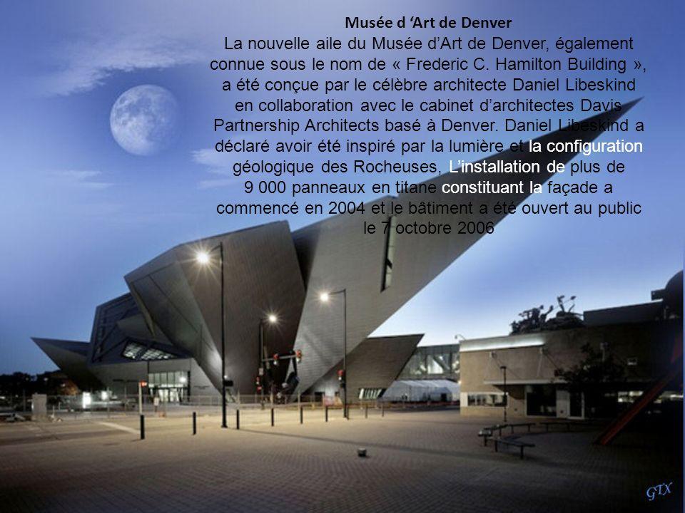 Musée d 'Art de Denver